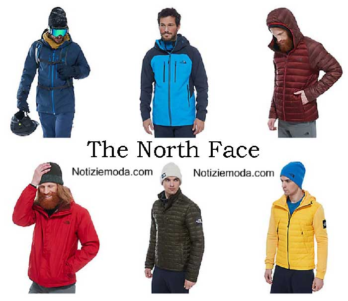 Piumini The North Face Autunno Inverno 2016 2017 Uomo