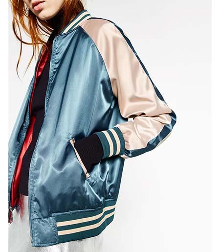 Piumini Zara Autunno Inverno 2016 2017 Donna Look 10