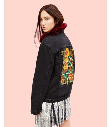 Piumini Zara Autunno Inverno 2016 2017 Donna Look 14