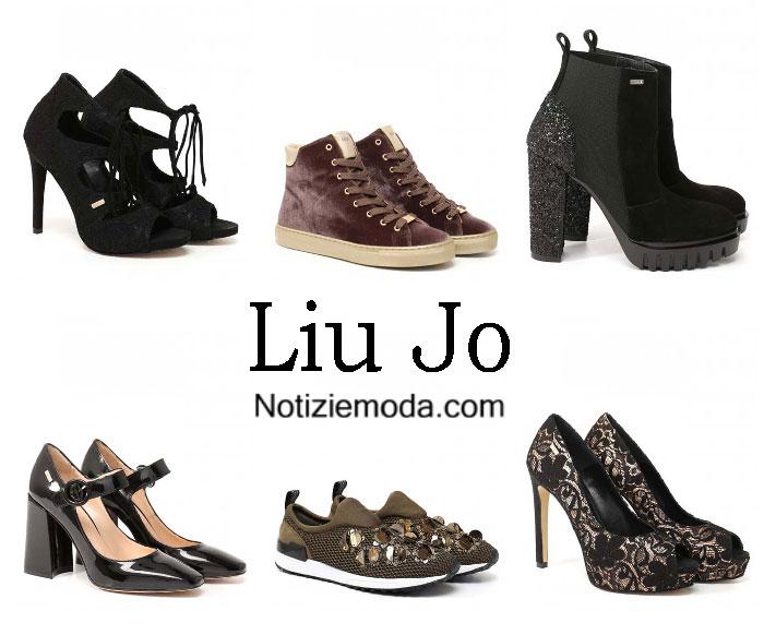 wholesale dealer 0f653 4ddc4 Scarpe Liu Jo autunno inverno 2016 2017 donna