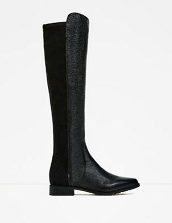 Scarpe Zara Autunno Inverno 2016 2017 Moda Donna 1