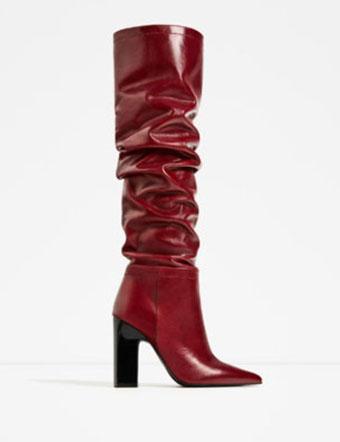 Scarpe Zara Autunno Inverno 2016 2017 Moda Donna 10