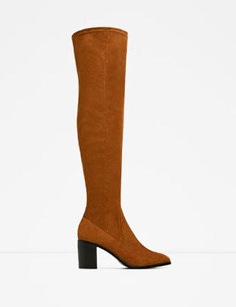 Scarpe Zara Autunno Inverno 2016 2017 Moda Donna 51