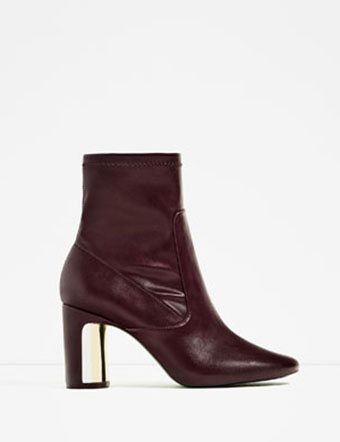 Scarpe Zara Autunno Inverno 2016 2017 Moda Donna 54