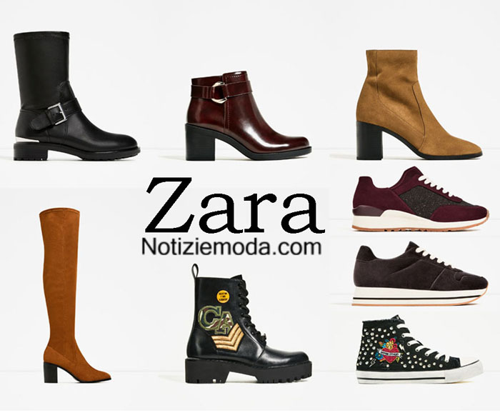 Donna Moda 2016 Zara Autunno Scarpe Inverno 2017 N08wmn