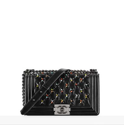 Borse Chanel Autunno Inverno 2016 2017 Moda Donna 10