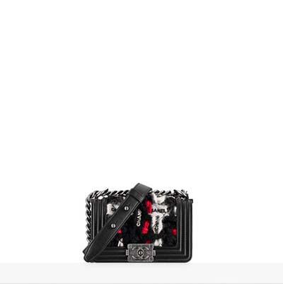 Borse Chanel Autunno Inverno 2016 2017 Moda Donna 11