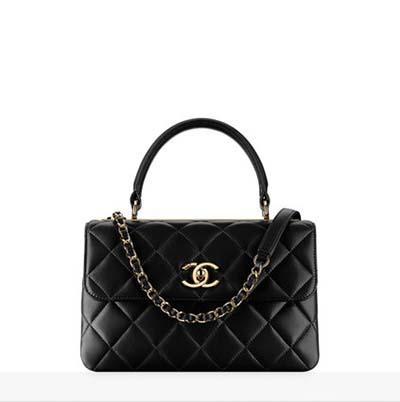 Borse Chanel Autunno Inverno 2016 2017 Moda Donna 22