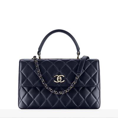 Borse Chanel Autunno Inverno 2016 2017 Moda Donna 25