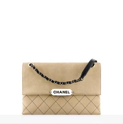 Borse Chanel Autunno Inverno 2016 2017 Moda Donna 28