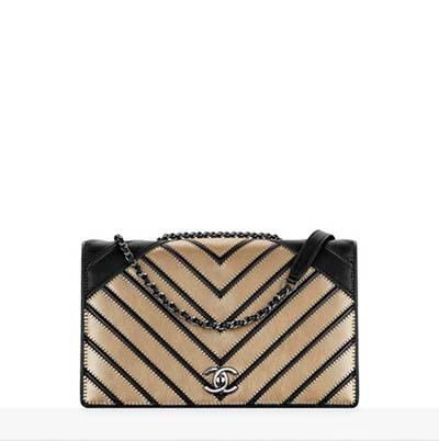 Borse Chanel Autunno Inverno 2016 2017 Moda Donna 36