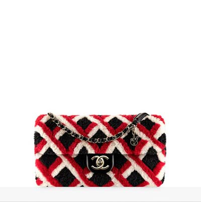 Borse Chanel Autunno Inverno 2016 2017 Moda Donna 40
