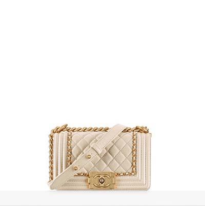 Borse Chanel Autunno Inverno 2016 2017 Moda Donna 47
