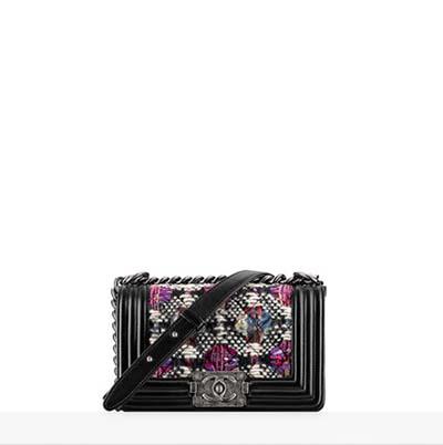 Borse Chanel Autunno Inverno 2016 2017 Moda Donna 48