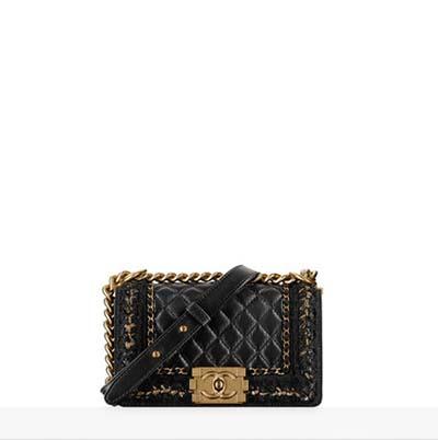 Borse Chanel Autunno Inverno 2016 2017 Moda Donna 49
