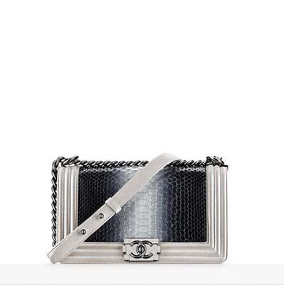 Borse Chanel Autunno Inverno 2016 2017 Moda Donna 5
