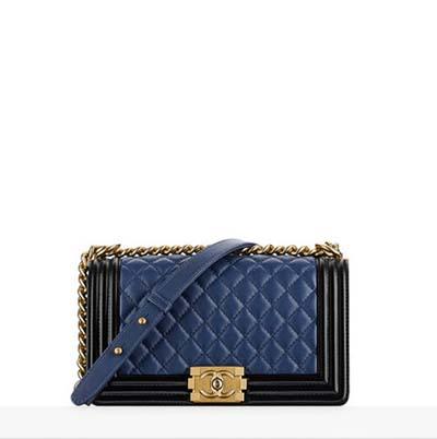 Borse Chanel Autunno Inverno 2016 2017 Moda Donna 6