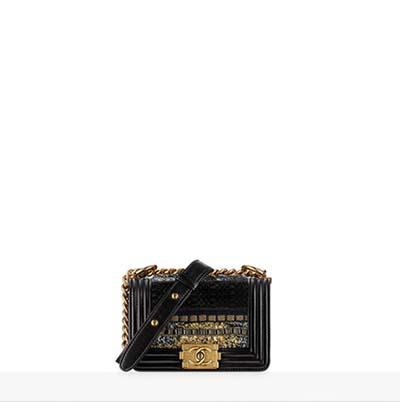 Borse Chanel Autunno Inverno 2016 2017 Moda Donna 7
