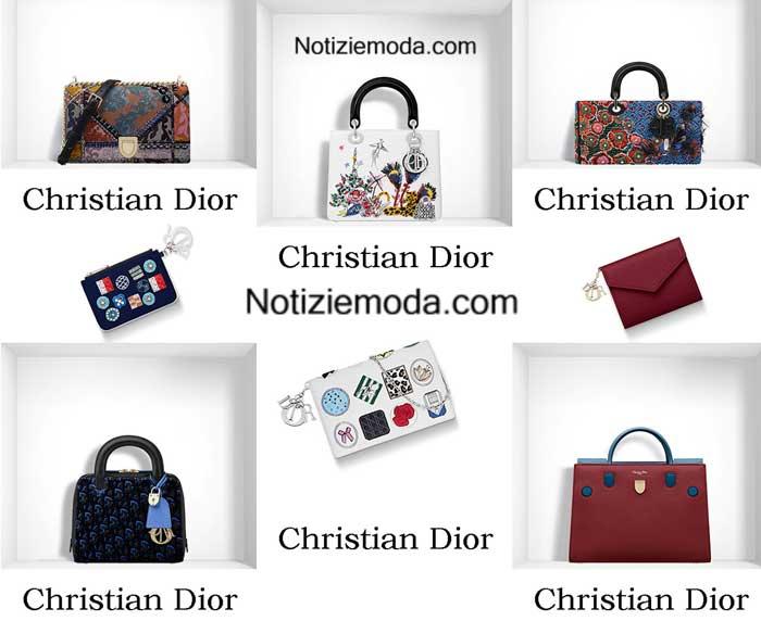 Borse Christian Dior Autunno Inverno 2016 2017 Donna