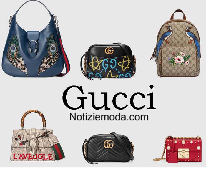 Borse Gucci Autunno Inverno 2016 2017 Moda Donna