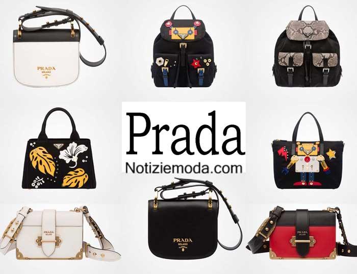 purchase cheap 9b420 c2666 Borse Prada autunno inverno 2016 2017 moda donna