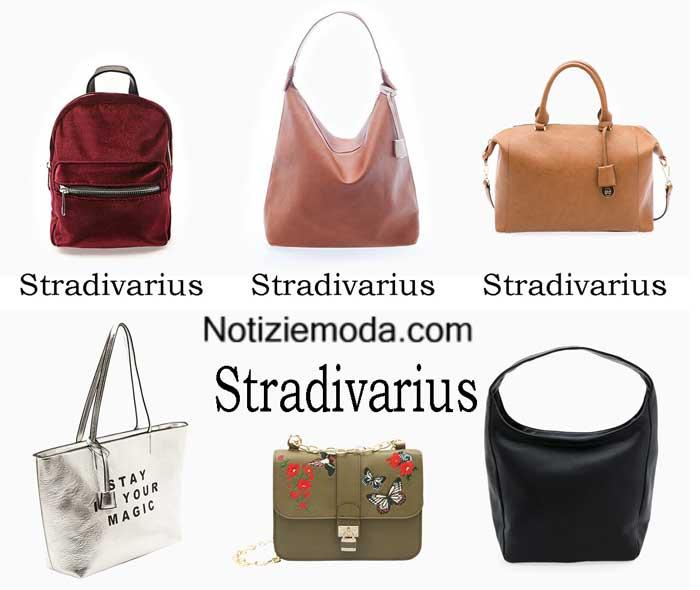 Borse Stradivarius Autunno Inverno 2016 2017 Donna