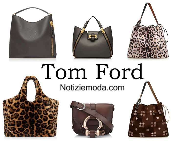 Borse Tom Ford Autunno Inverno 2016 2017 Donna
