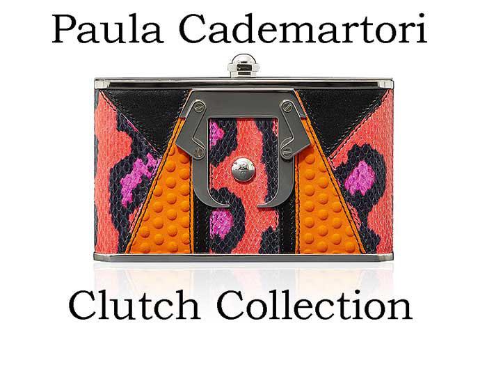 Clutch Paula Cademartori Autunno Inverno 2016 2017 1