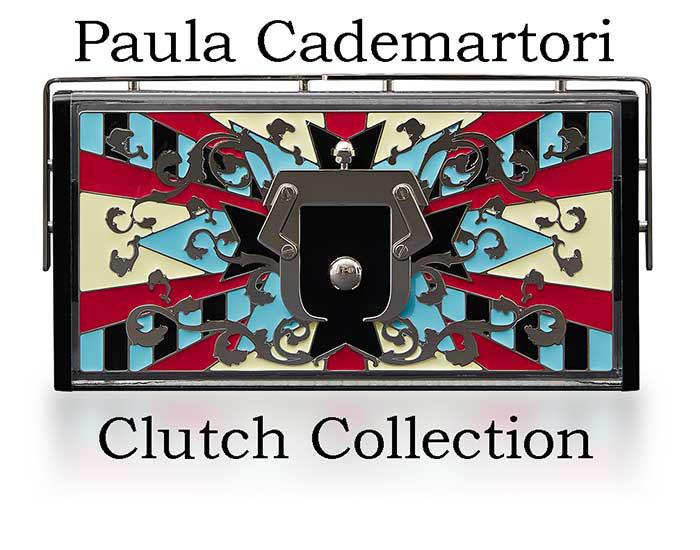 Clutch Paula Cademartori Autunno Inverno 2016 2017 11