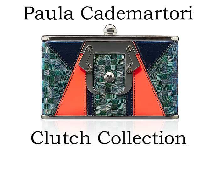 Clutch Paula Cademartori Autunno Inverno 2016 2017 18