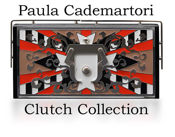 Clutch Paula Cademartori Autunno Inverno 2016 2017 8