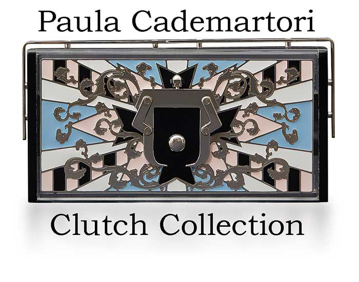 Clutch Paula Cademartori Autunno Inverno 2016 2017 9