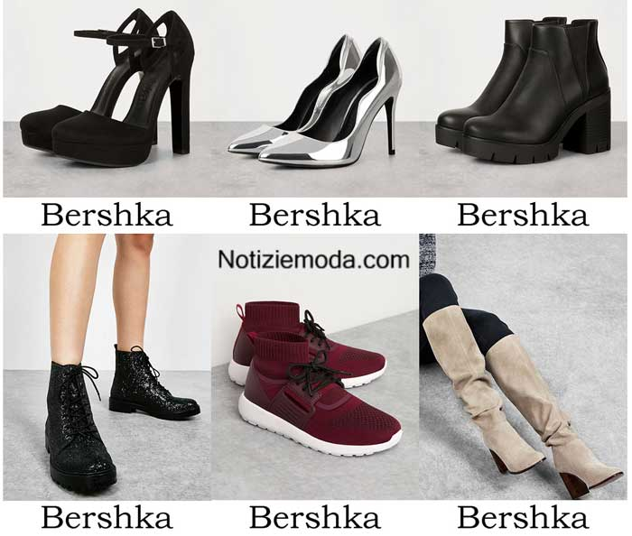 100% genuino top design autentico Scarpe Bershka autunno inverno 2016 2017 donna