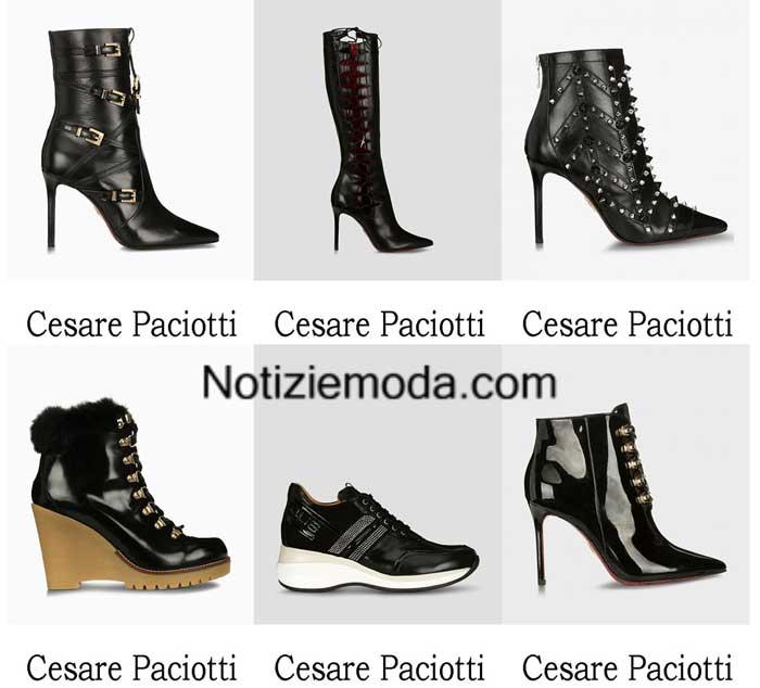 Scarpe Cesare Paciotti Autunno Inverno 2016 2017 Donna