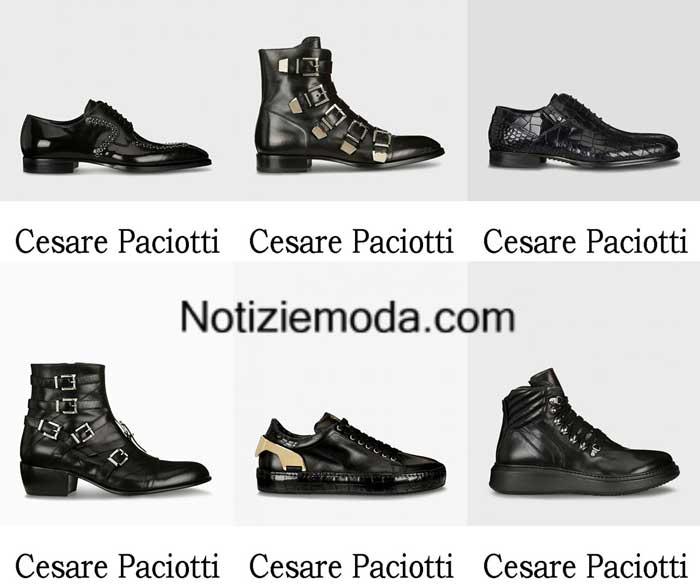 Scarpe Cesare Paciotti Autunno Inverno 2016 2017 Uomo