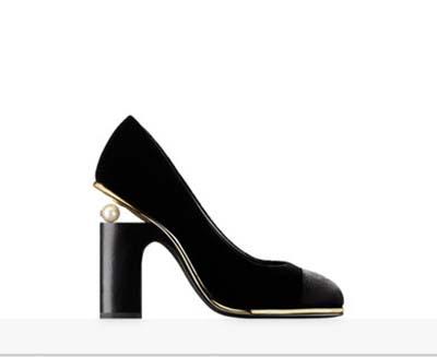 Scarpe Chanel Autunno Inverno 2016 2017 Donna Look 11