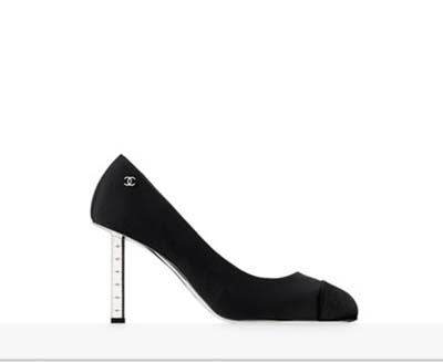 Scarpe Chanel Autunno Inverno 2016 2017 Donna Look 13