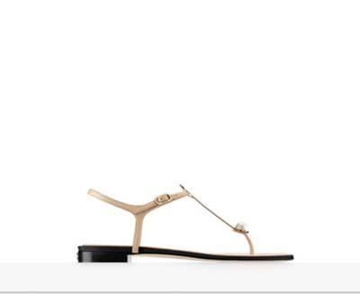 Scarpe Chanel Autunno Inverno 2016 2017 Donna Look 14