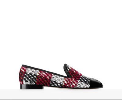 Scarpe Chanel Autunno Inverno 2016 2017 Donna Look 8