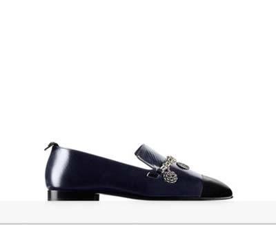 Scarpe Chanel Autunno Inverno 2016 2017 Donna Look 9