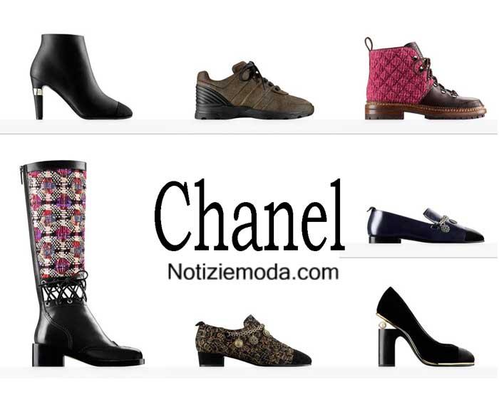 Scarpe Chanel Autunno Inverno 2016 2017 Donna