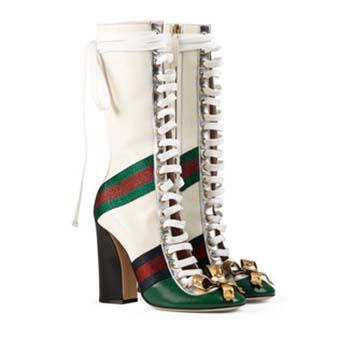 Scarpe Gucci Autunno Inverno 2016 2017 Moda Donna 11
