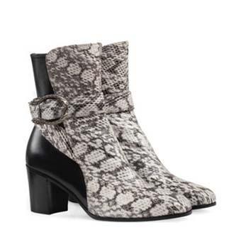Scarpe Gucci Autunno Inverno 2016 2017 Moda Donna 21