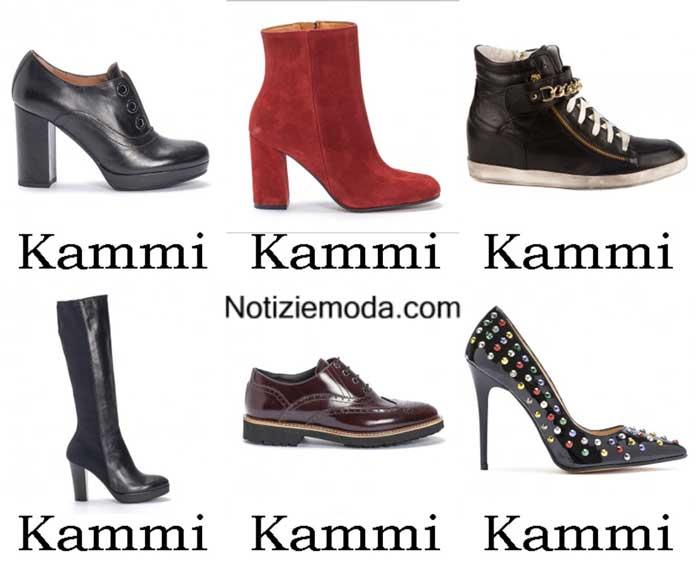 Scarpe Kammi Autunno Inverno 2016 2017 Donna