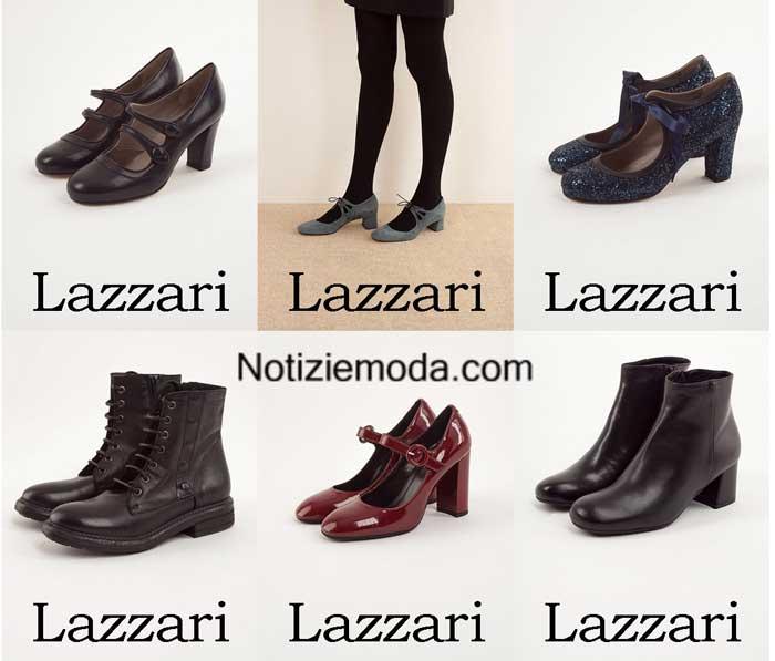 Scarpe Lazzari Autunno Inverno 2016 2017 Moda Donna