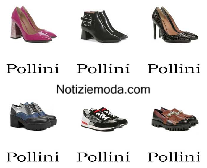 Scarpe Pollini autunno inverno 2016 2017 moda donna