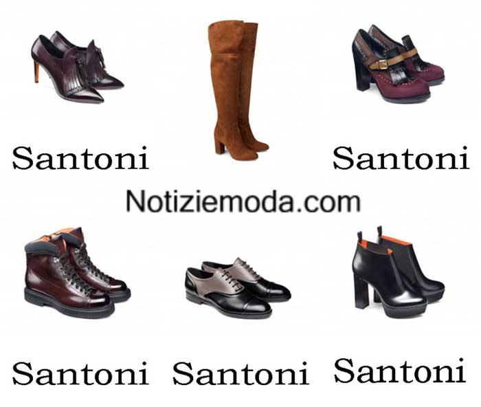 Scarpe Santoni Autunno Inverno 2016 2017 Donna