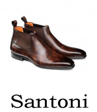 Scarpe Santoni Autunno Inverno 2016 2017 Uomo 36