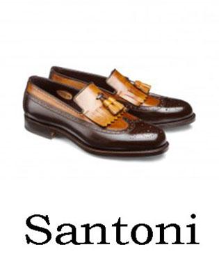 Scarpe Santoni Autunno Inverno 2016 2017 Uomo 39