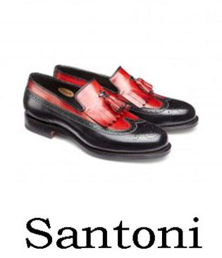 Scarpe Santoni Autunno Inverno 2016 2017 Uomo 40
